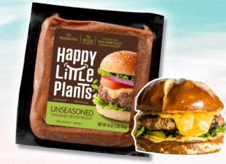 Hormel's New Vegan Meat Range Is Called Happy Little Plants