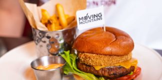 Hard Rock Cafe Launches Vegan Beef Burgers Across Europe