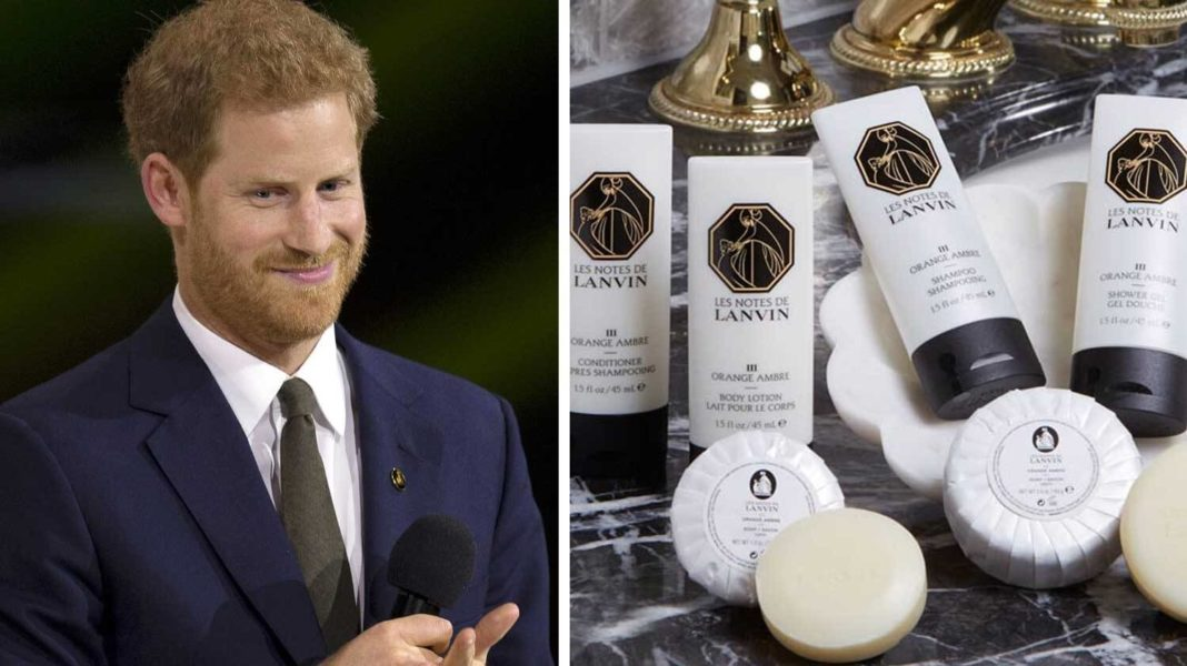 Prince Harry Urges Hotels to Ban Single Use Plastics