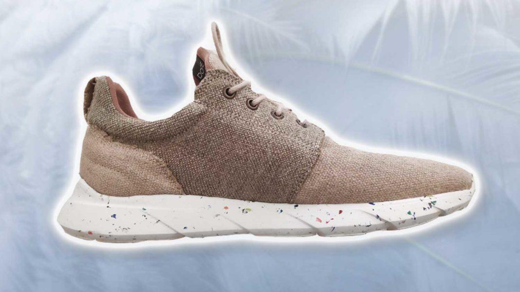 These Biodegradable Vegan Sneakers Are 100% Waterproof