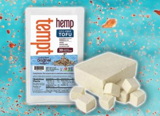Hempfu Tofu Is Made Entirely Out of Hemp Seeds