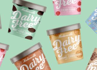 93-Year-Old Dairy Brand Now Sells Vegan Oat Milk Ice Cream