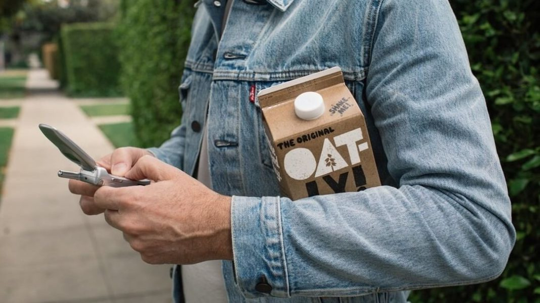 Oatly Next Vegan Brand to Consider IPO