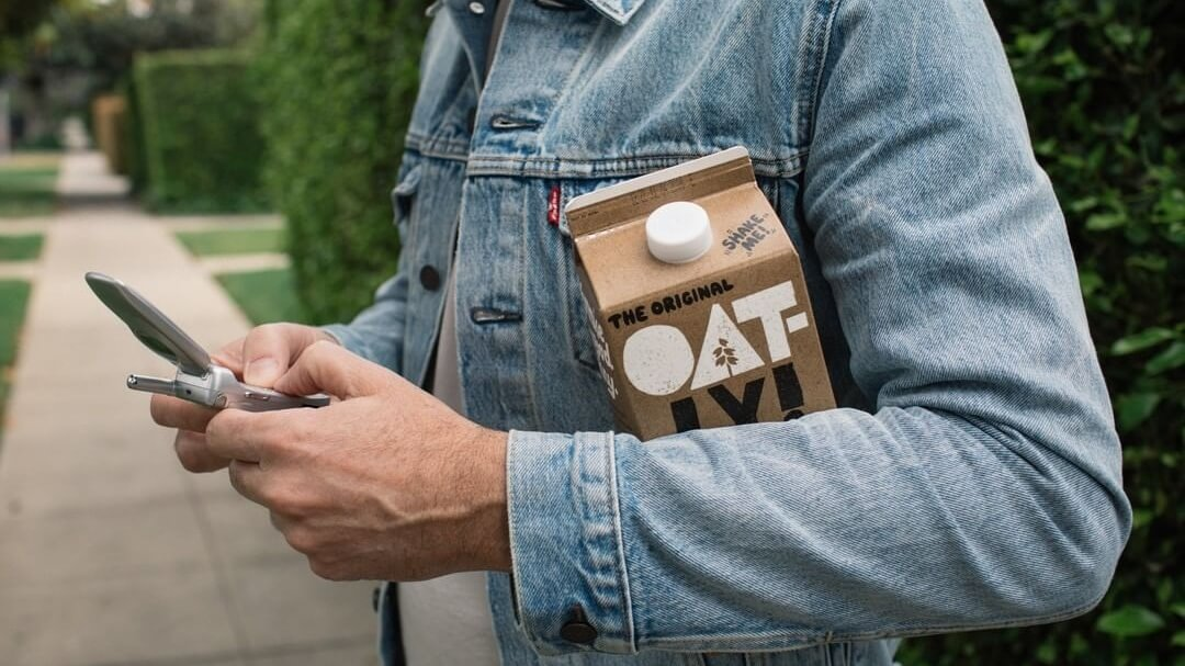 Oatly Next Vegan Brand to Consider IPO