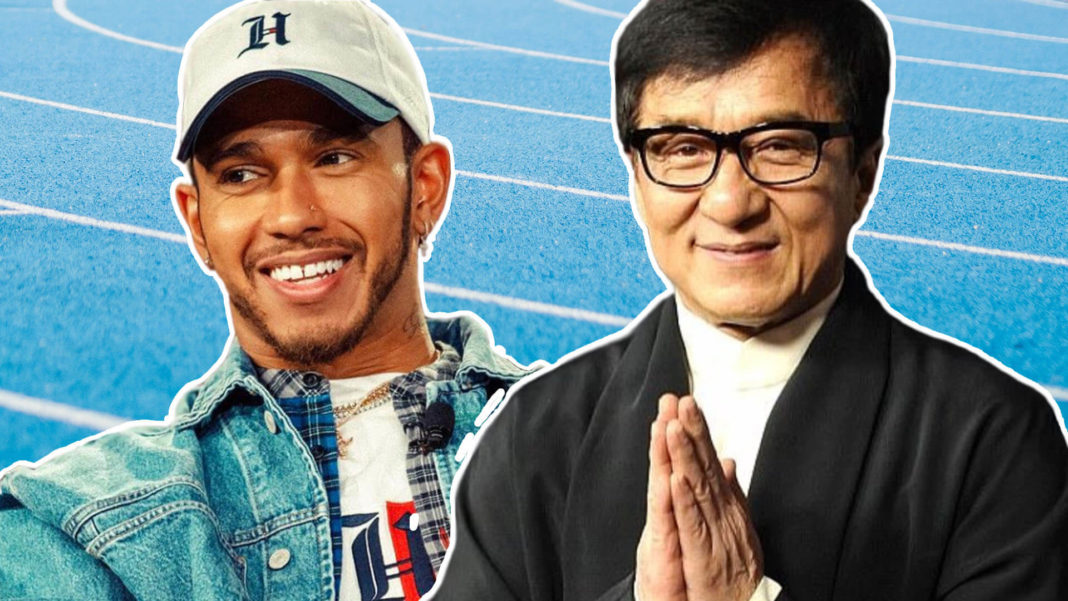Lewis Hamilton and Jackie Chan Co-Produce New Vegan Documentary