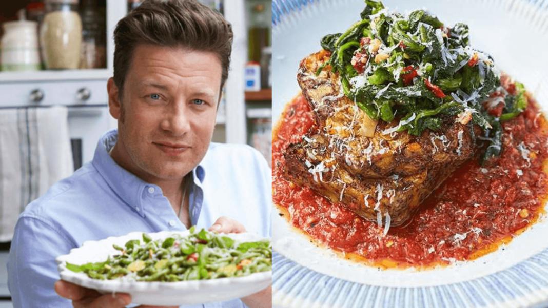 Jamie Oliver Restaurants Launch Vegan Italian Menu