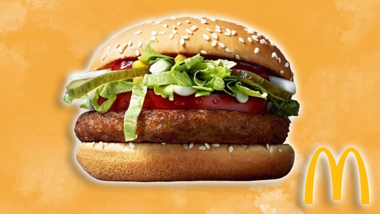 McDonald's New Vegan Burgers May Be Coming to the U.S.