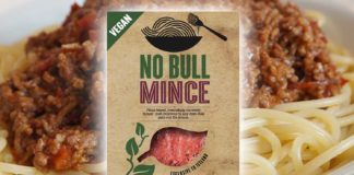 Realistic Vegan Mince Meat Launches In Iceland Supermarket