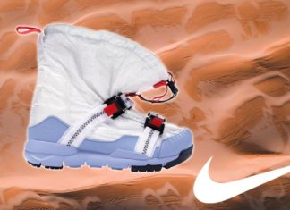 Nike Just Launched All-Weather Vegan Overshoes Perfect for Life on Mars