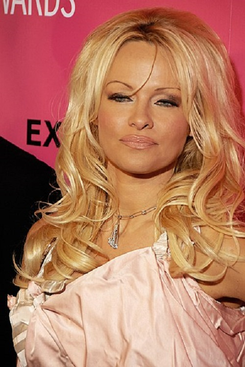 Pamela Anderson Is Launching Vegan Shoes and Champagne