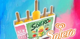 Solero's Vegan Ice Lollies Are Now Plastic-Free