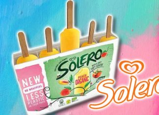 Solero's Vegan Ice Lollies Are Now Plastic-Free