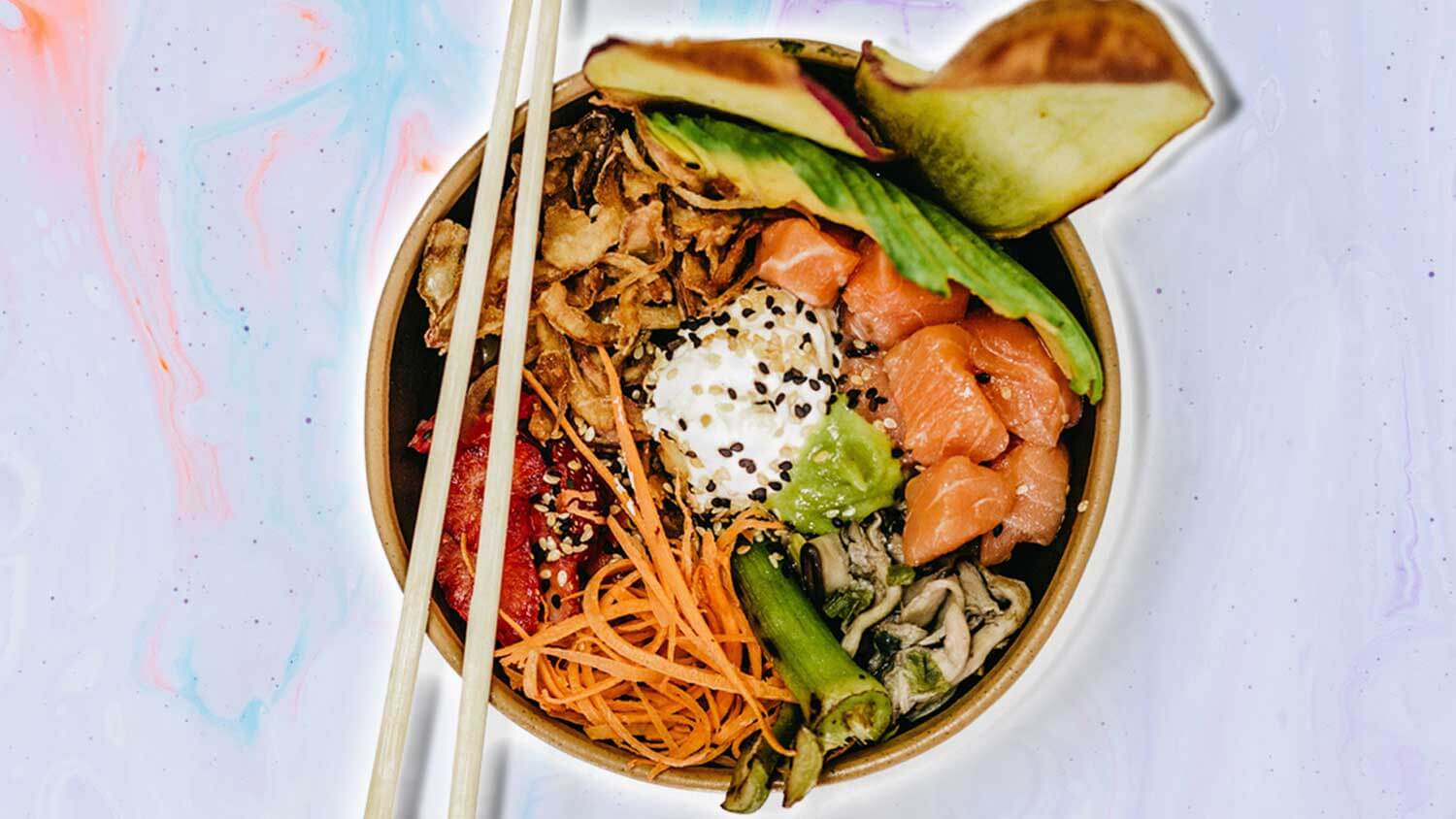 The UK Can Now Get Vegan Tuna Poké Made From Watermelon