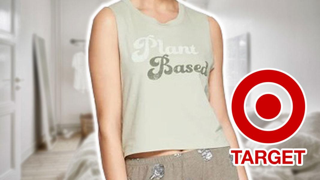 Target Just Launched 'Plant-Based' Vegan Pajamas