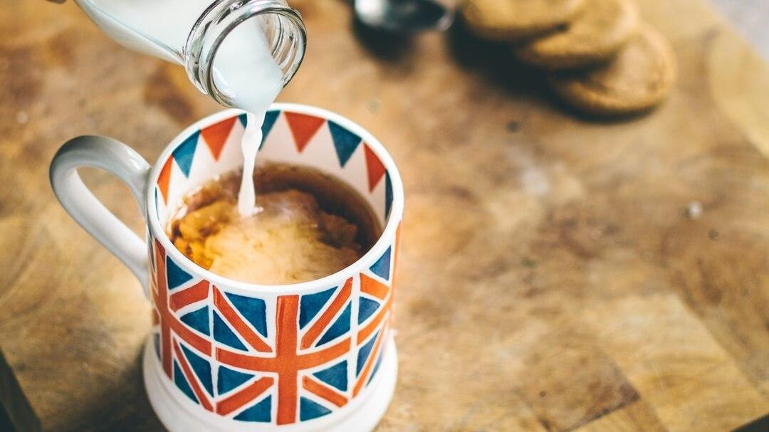 25% of Brits Prefer Vegan Milk In Their Tea