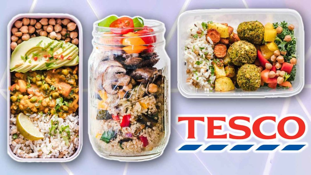 Tesco Supermarkets to Increase Vegan Food Offerings 900%