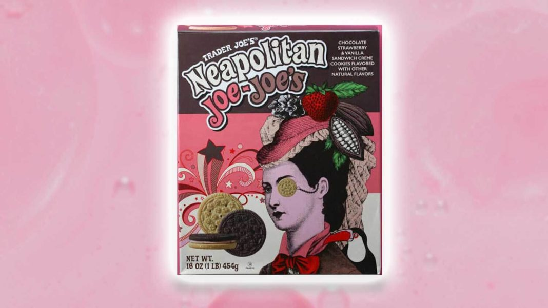 Trader Joe's Now Has Vegan Neapolitan Cookies