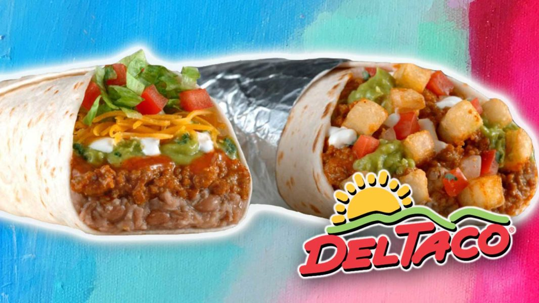 This New Del Taco Burrito Is Stuffed With Vegan Beyond Meat and Fries