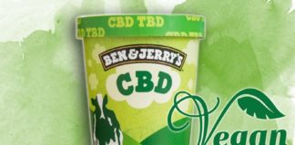 Ben & Jerry's Could Soon Launch Vegan CBD Ice Cream
