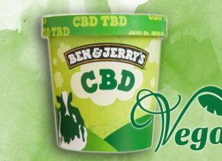 Ben & Jerry's Could Soon Launch Vegan CBD Ice Cream