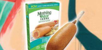 MorningStar's Veggie Corn Dogs Are Now Vegan