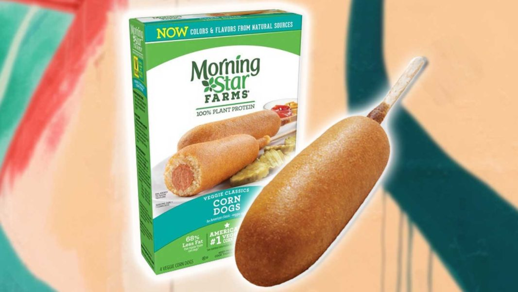 MorningStar's Veggie Corn Dogs Are Now Vegan