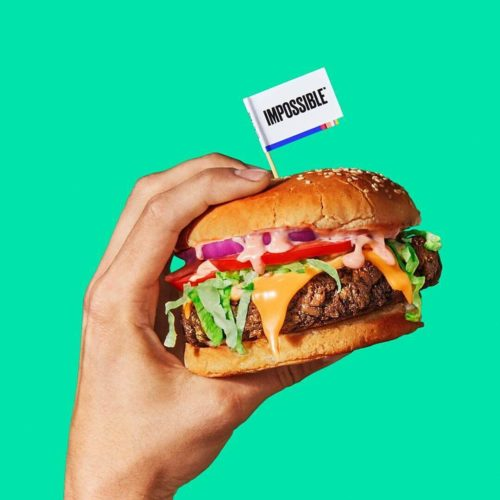 Air New Zealand Becomes First Airline to Serve Vegan Impossible Burgers