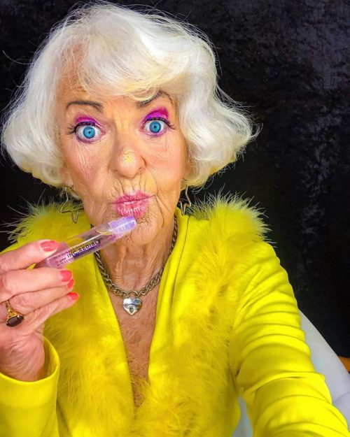This 90-Year-Old Just Launched Vegan 'Baddie Winkle Skincare' at Sephora