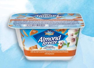 Almond Breeze Unveils 5 Vegan 'Müller Corner' Style Yogurts