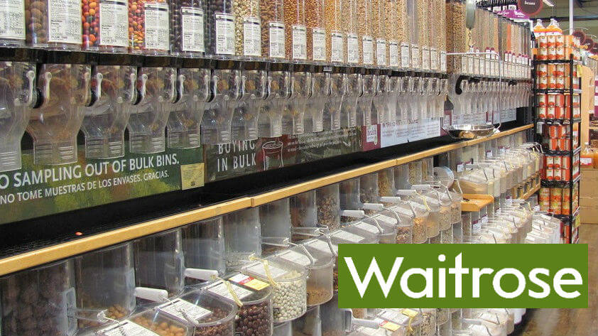 Waitrose Tests Refillable Packaging Concept to Reduce Plastic Waste