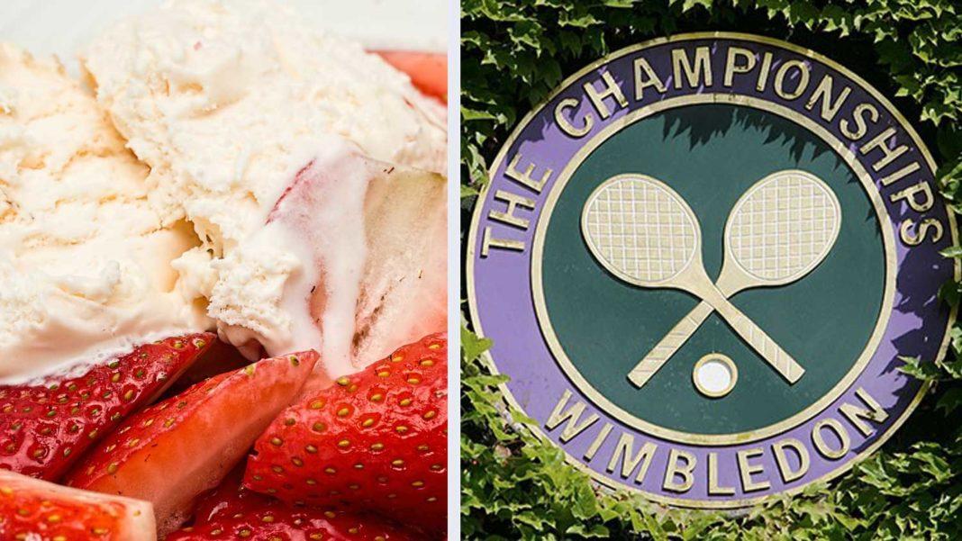 Wimbledon Will Serve Vegan Strawberries and Cream