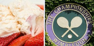 Wimbledon Will Serve Vegan Strawberries and Cream