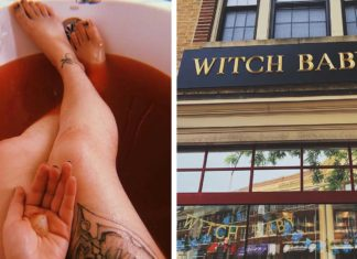 There's a Spooky Vegan Bath Bomb Shop for Basic Witches