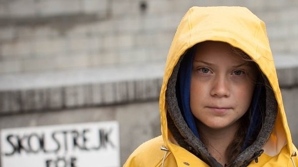 Greta Thunberg Inspires Millionaires to Fight Climate Change