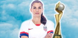 Vegan U.S. Co-Captain Alex Morgan Celebrates World Cup Victory