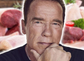 Arnold Schwarzenegger Doesn't Eat Meat - Let That Sink In