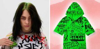 Vegan Singer Billie Eilish Just Launched a Fashion Range