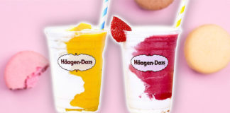 Häagen-Dazs Just Launched the Vegan Milkshakes of the Summer