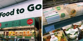Vegan To-Go Sandwich and Salad Fridges Launch In Holland & Barrett