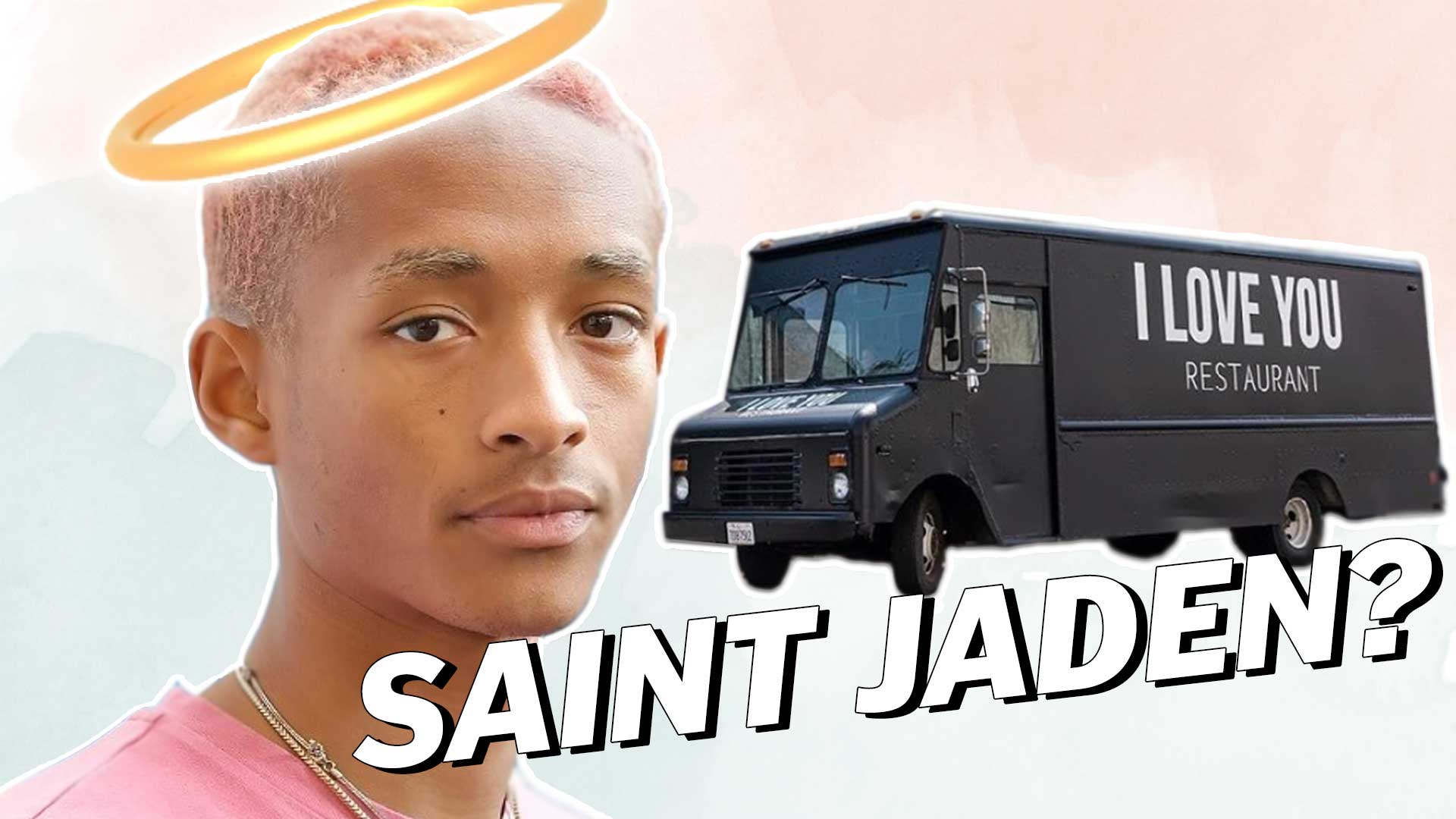 Jaden Smith Feeds The Homeless