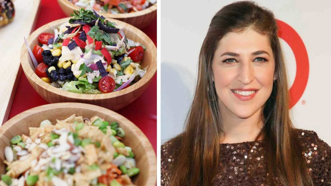 Mayim Bialik Is Now a Vegan Restaurant Owner