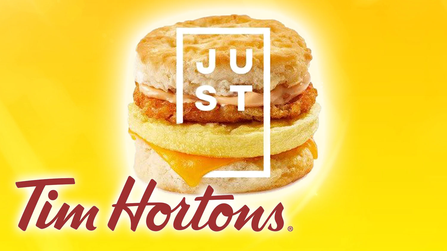 Tim Hortons Just Launched Its First Vegan Egg Breakfast Sandwich