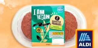 Aldi's New Meat-Free Range Is Called 'I Am Vegan'