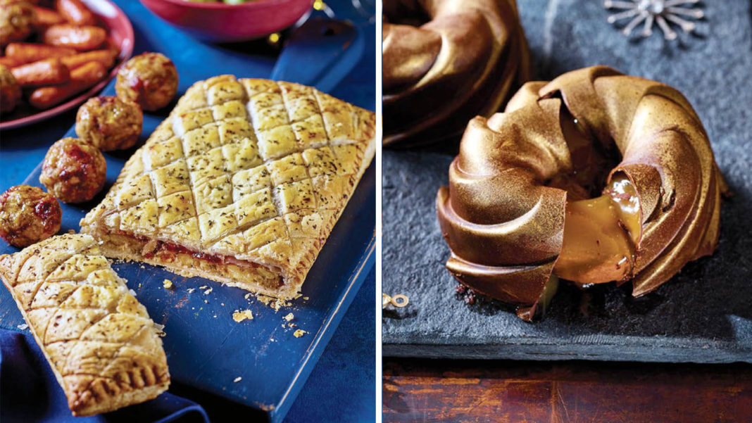 Vegan Wellington And Gold Desserts Are Coming To Asda For