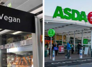 Dedicated Vegan Section Arrives at Asda Supermarkets