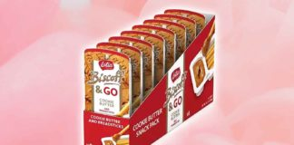 Vegan Lotus Biscoff and Go Pots Just Launched In the UK