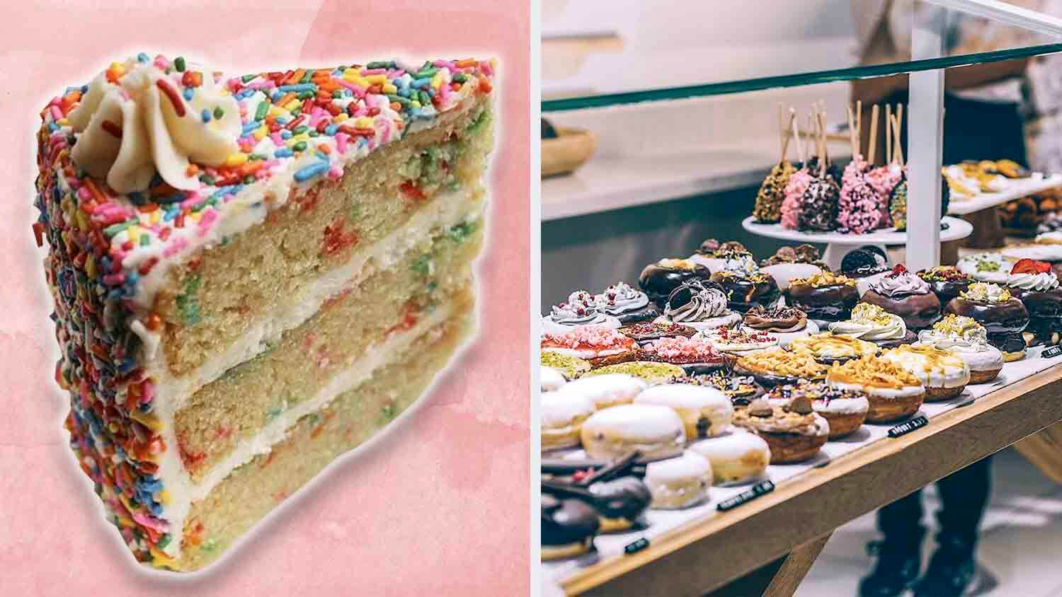 Chicago's Newest Vegan Bakery Specializes In Triple-Layer Cakes