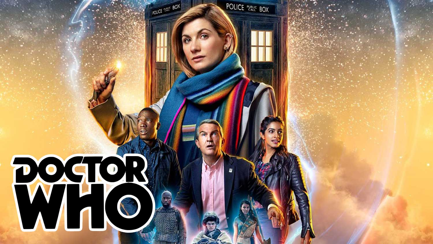 New 'Doctor Who' Season Wages War on Plastic Waste