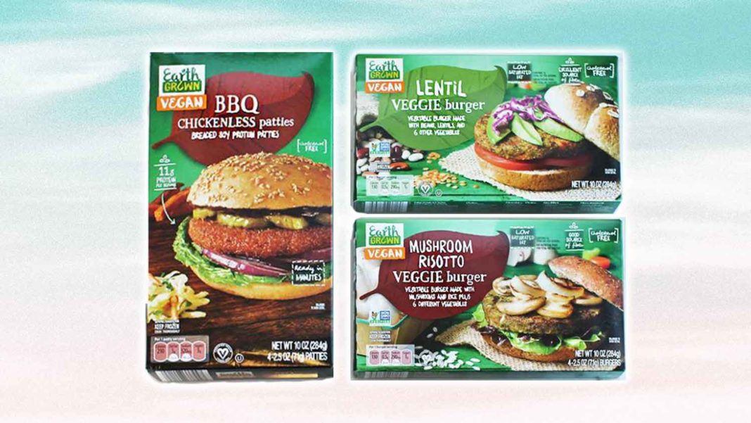 Aldi Now Has a Gigantic Vegan Range