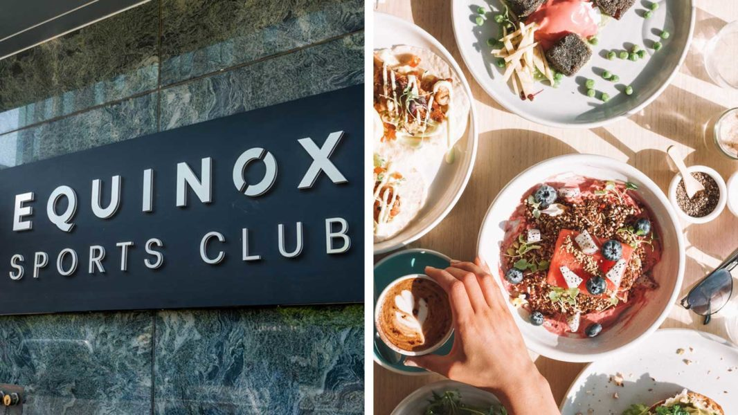 Equinox Gym President to Launch Vegan Food Bars Across New York